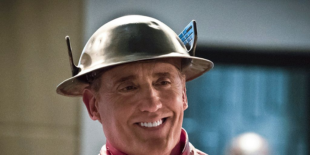John Wesley Shipp on The Flash