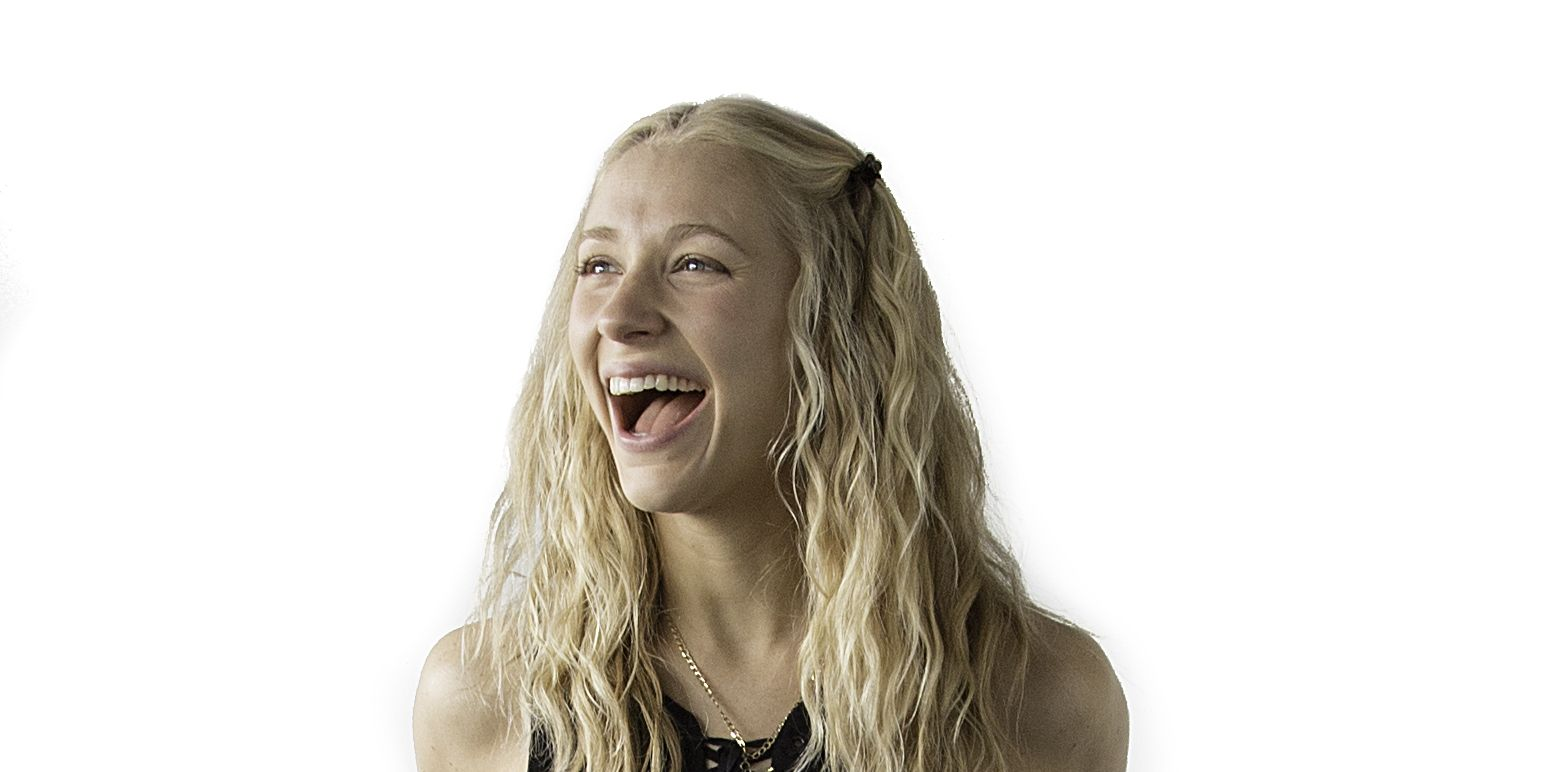 Maddy Hill publicity shot for A Midsummer Night's Dream