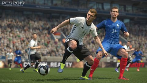 PES 2017 release date, news, cover stars and everything you