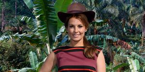 PHOTOSHOP Coleen Rooney in the Jungle