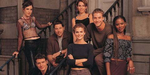 what do the cast of felicity look like now 14 years on