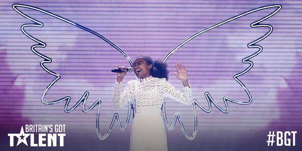 Jasmine Elcock on Britain's Got Talent semi-final