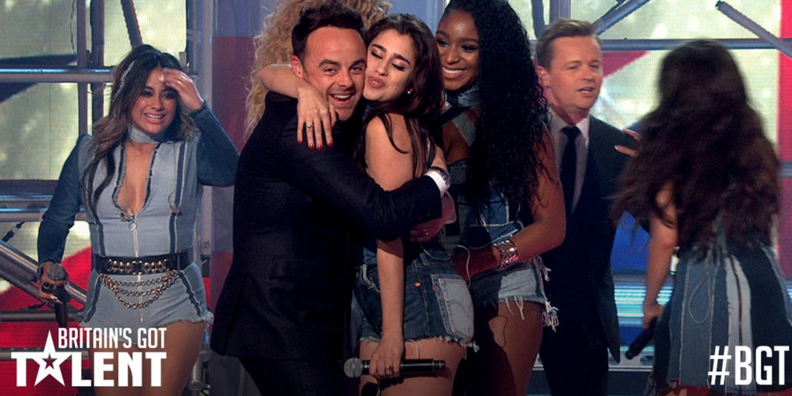 Britain's Got Talent: Watch Fifth Harmony rock your world with a live semi-final performance