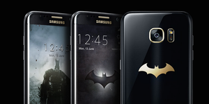 Samsung S7 Edge Batman Injustice Edition