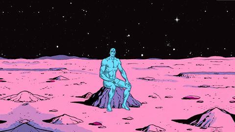 Watchmen's Doctor Manhattan