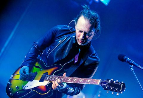 <p>Hotly-tipped to be the secret set earlier this year, Radiohead's absence may have been because they are prepping for a full headline set in 2017.</p>