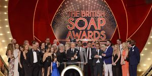 Emmerdale wins Best British Soap at the British Soap Awards 2016