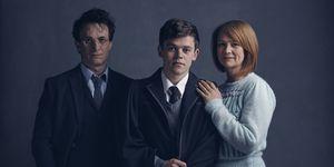Albus Potter, Sam Clemmett, Ginny Potter, Poppy Miller, Harry Potter, Jamie Parker, Harry Potter and the Cursed Child