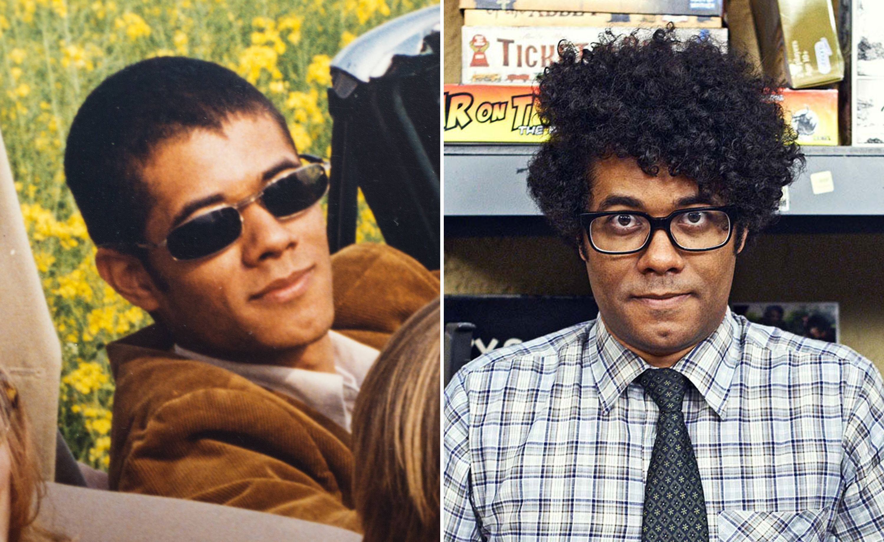 Pictures Of Richard Ayoade In His Cambridge Days Emerge Online