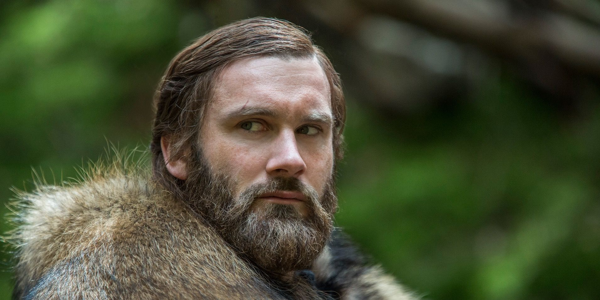 Rollo in History's Vikings