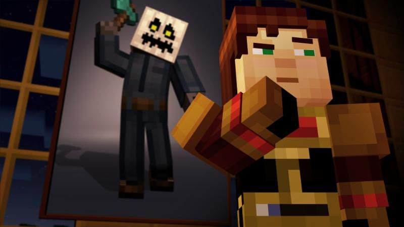 Minecraft Story Mode Episode 6 Gets A Release Date And New Cast Members