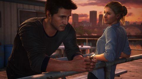 Uncharted 4 gameplay screenshots by photographer Ray Soemarsono