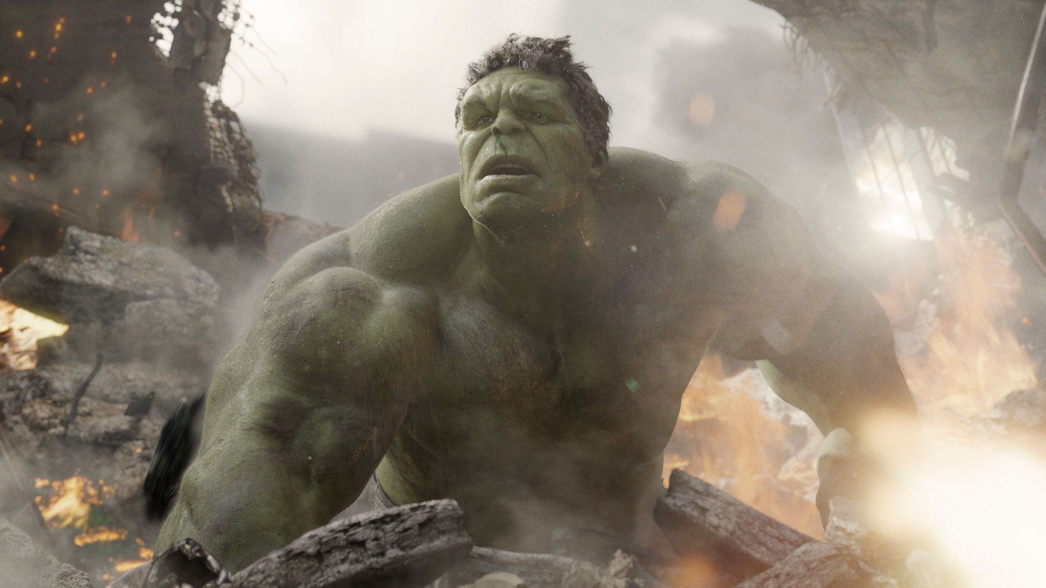 Avengers: Infinity War Bobblehead confirms huge Hulk theory