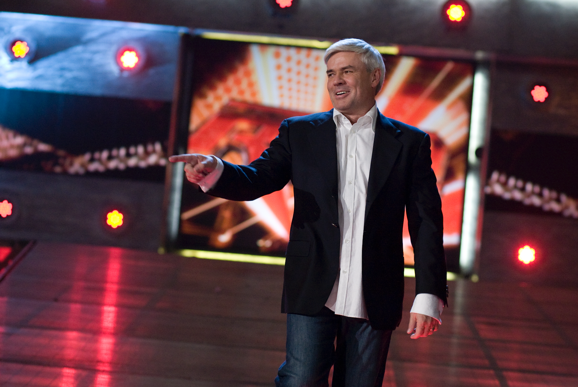 Eric Bischoff talks WWE comeback, AEW and CM Punk