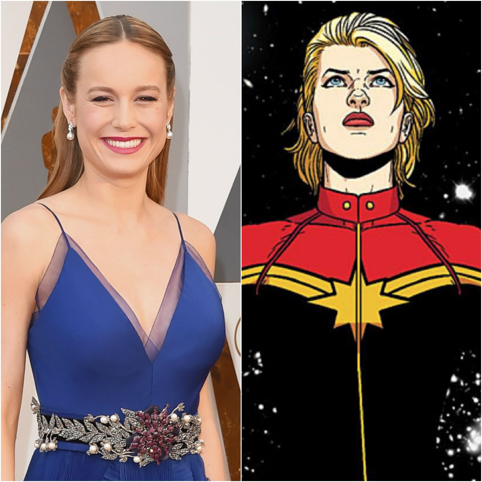 Brie Larson had no idea who Captain Marvel was in 20