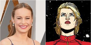 Brie Larson, Captain Marvel