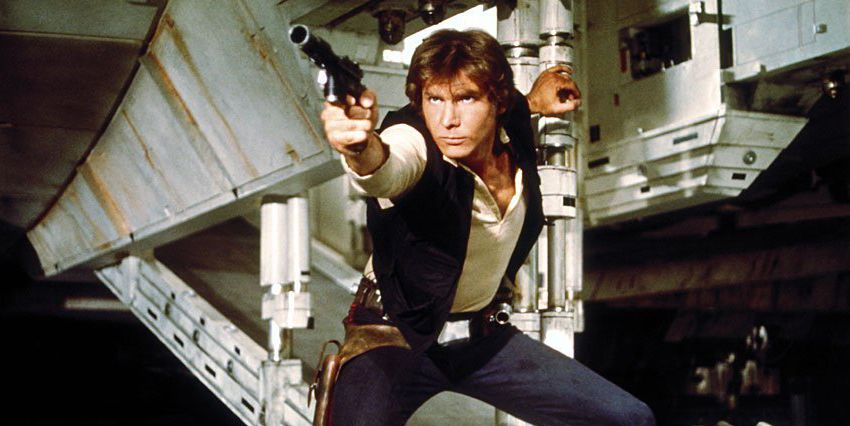 Star Wars' Harrison Ford doesn't know and doesn't care about your Force ghost theory