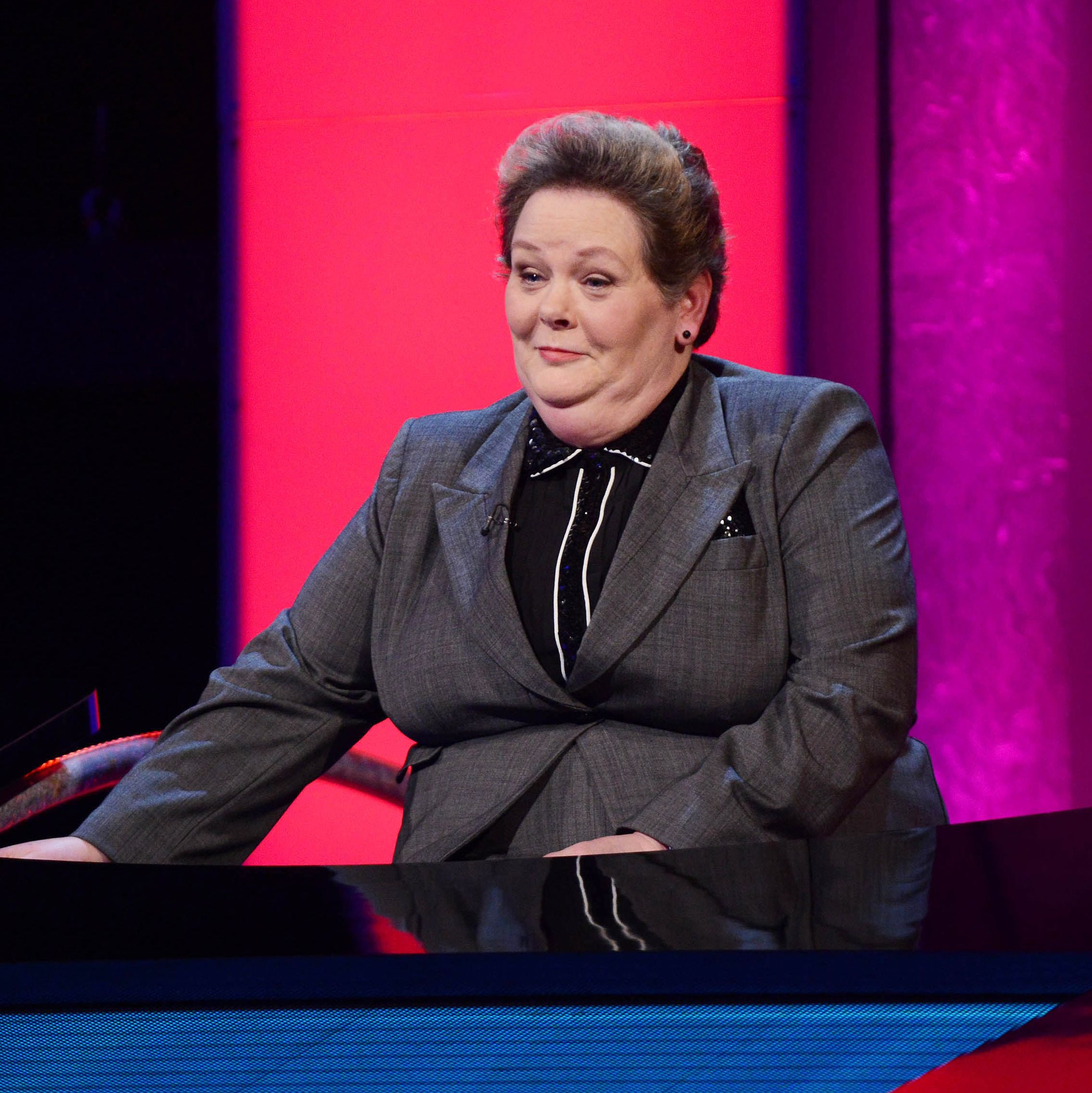 The Chase's Anne Hegerty threatened with suspension from ITV over her tweet to troll