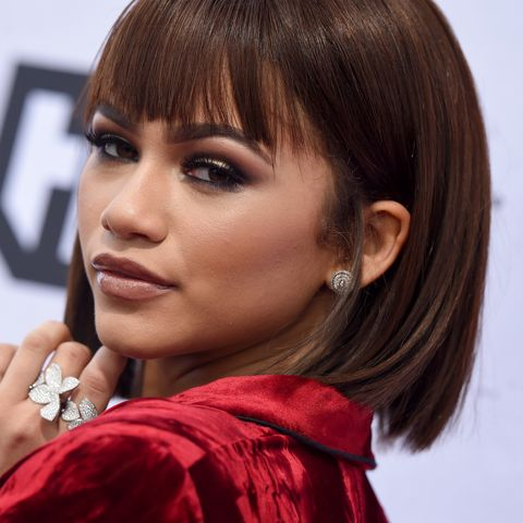 Spider-Man: Far From Home's Zendaya has got Marvel fans excited over a new hair colour