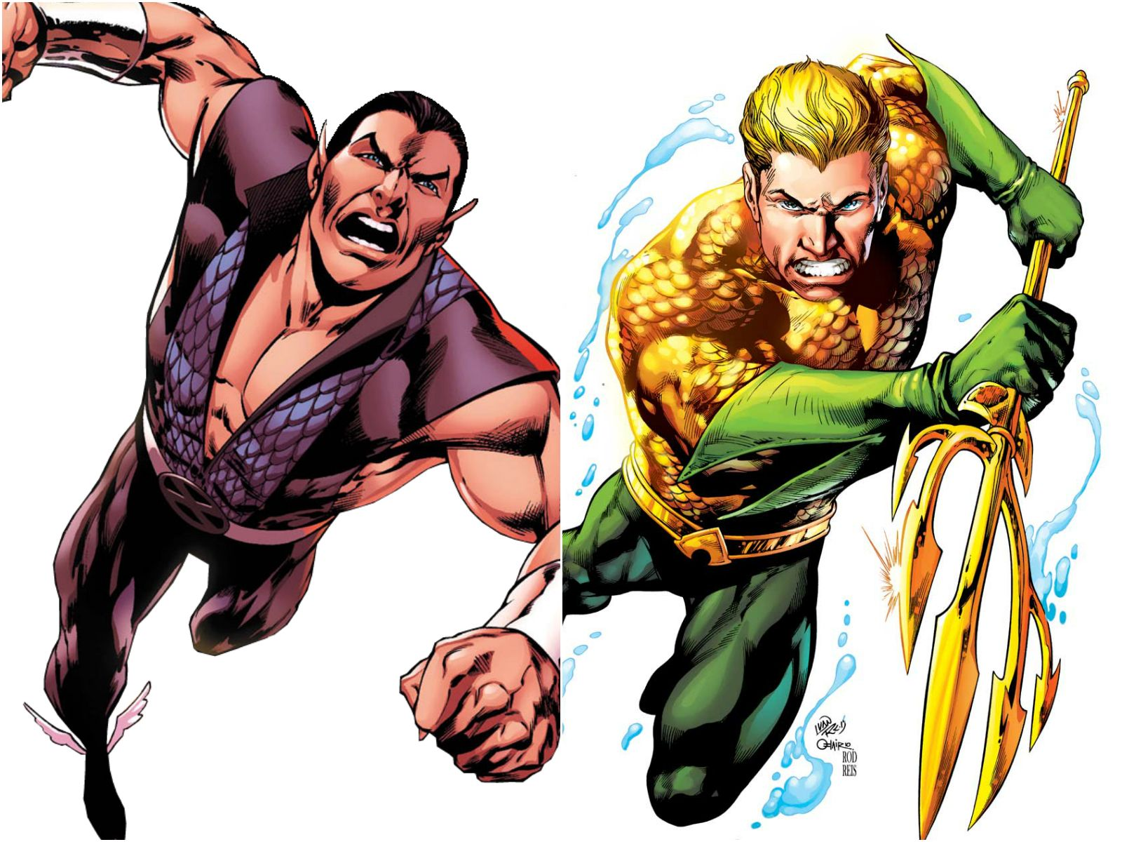 Namor Vs Aquaman Who Would Have The Coolest Movie