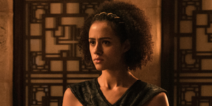 Game of Thrones s6e8: Nathalie Emmanuel as Missandei