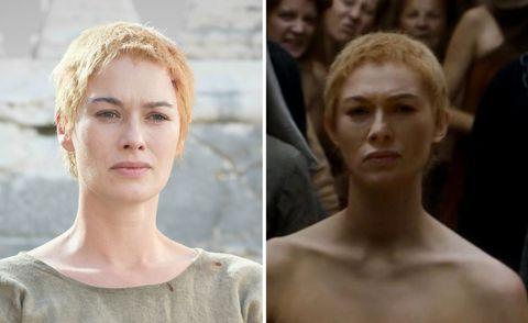 Cersei Body Double