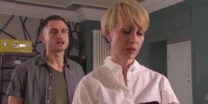 Marnie Nightingale and Freddie Roscoe in Hollyoaks