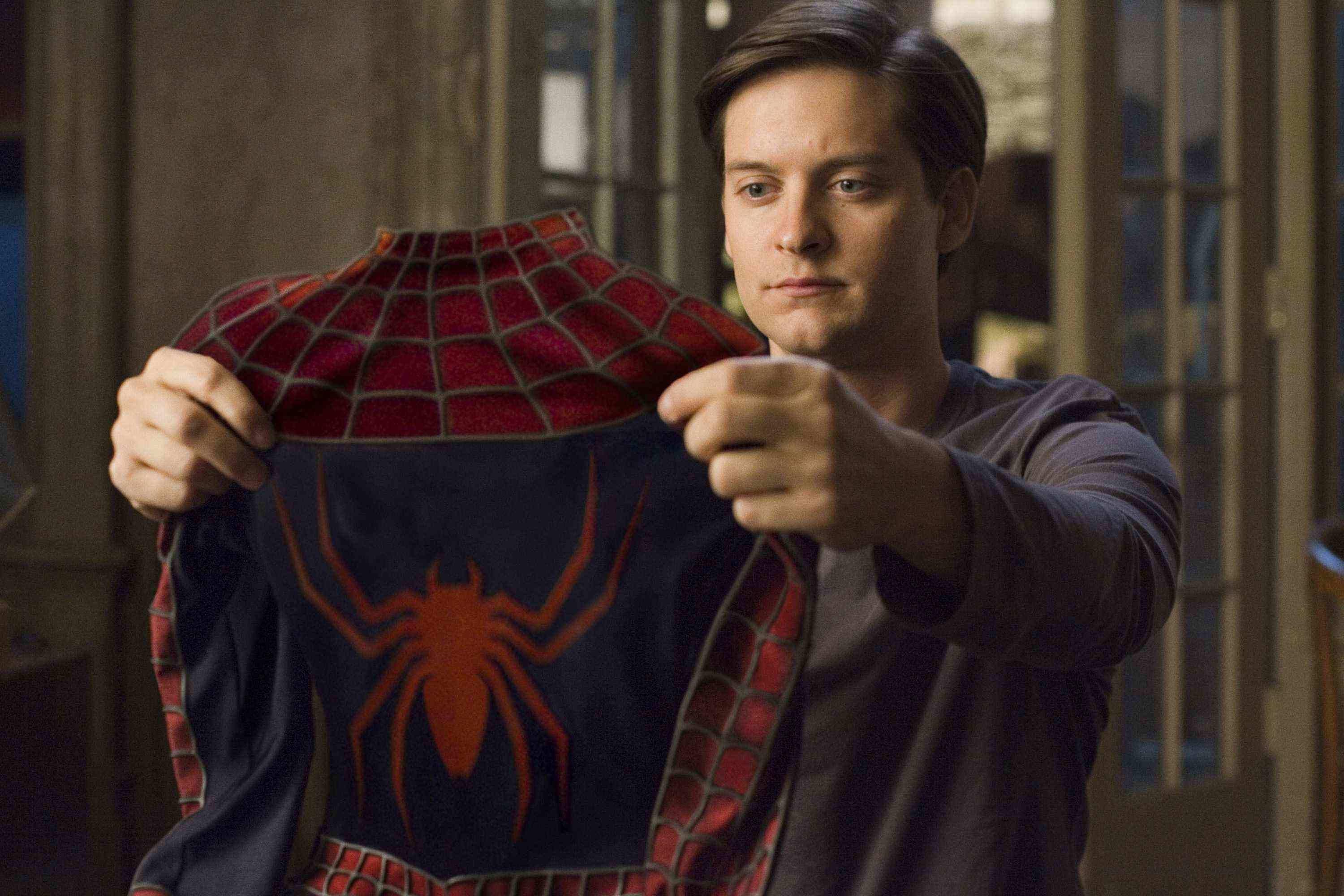Spider-Man star Tobey Maguire would consider new superhero role