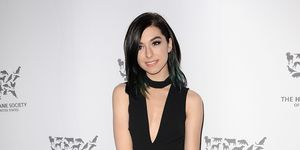 HOLLYWOOD, CA - MAY 07: Singer Christina Grimmie attends The Humane Society of The United States' To The Rescue gala at Paramount Studios on May 07, 2016 in Hollywood, California. (Photo by Jason LaVeris/FilmMagic)