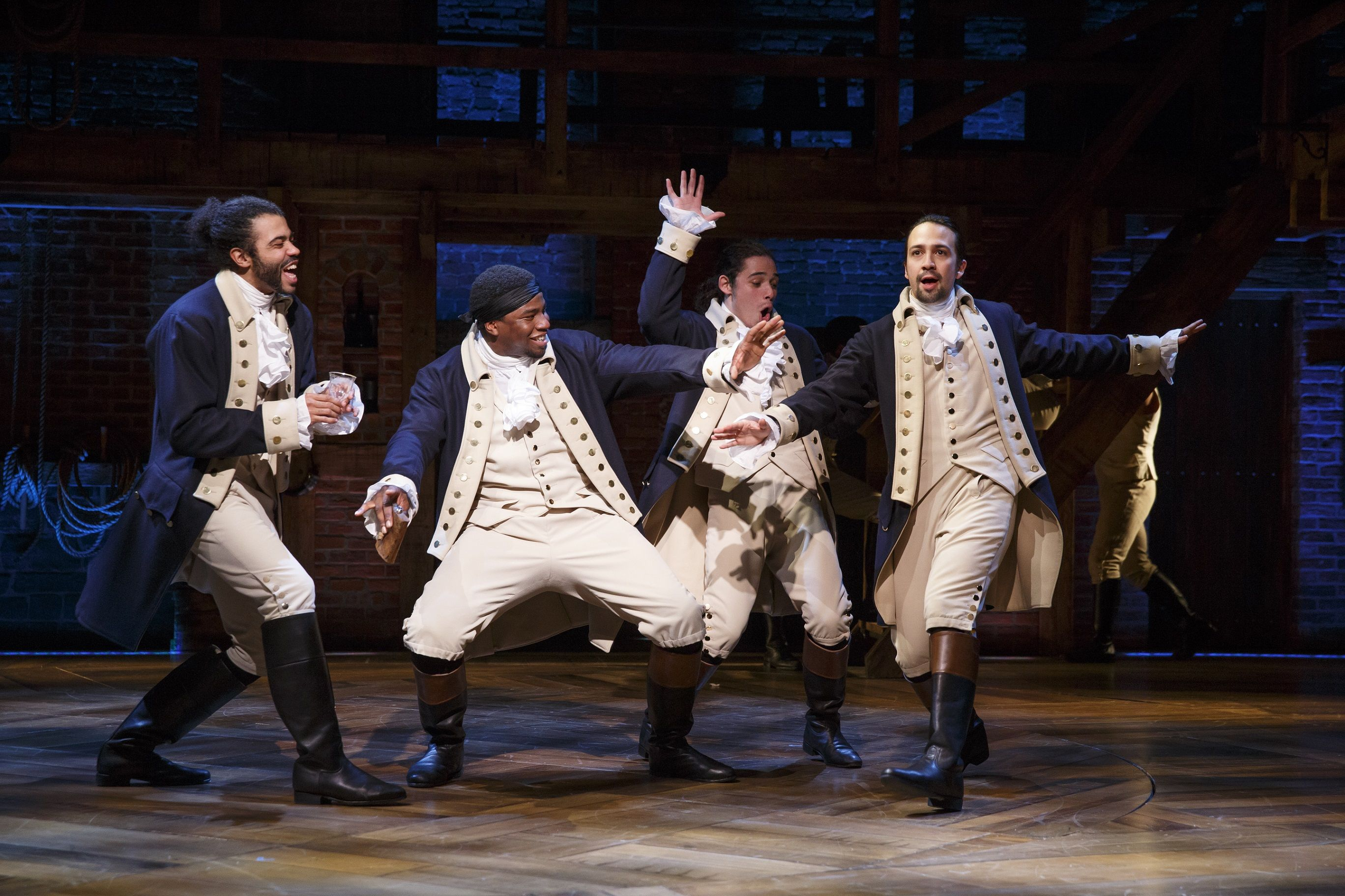 Here's how you can get Hamilton tickets in the UK