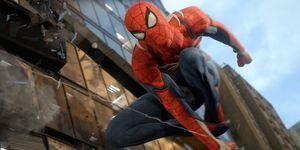 spider-man, ps4