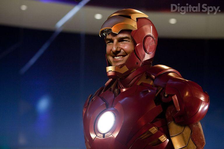 Tom Cruise Iron Man Avengers