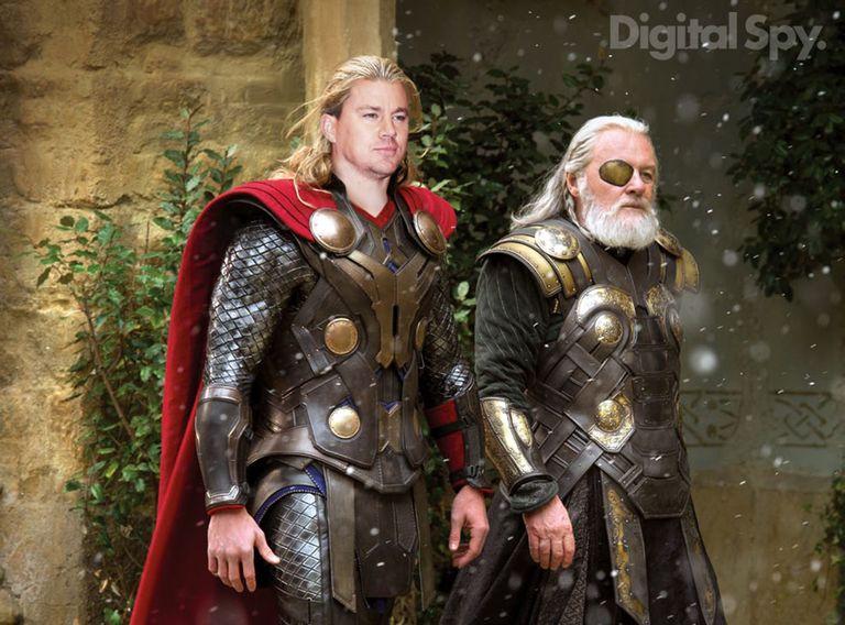 Thor Channing Tatum Avengers