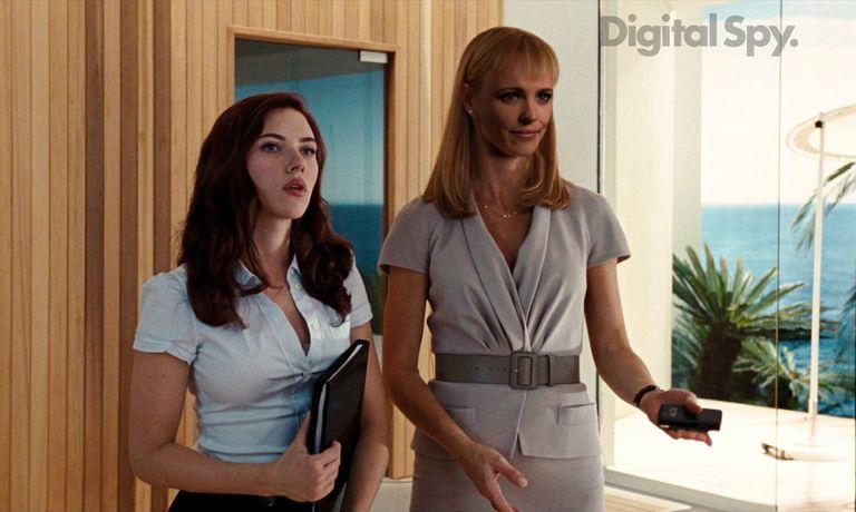 Pepper Potts Rachel McAdams Marvel Avengers