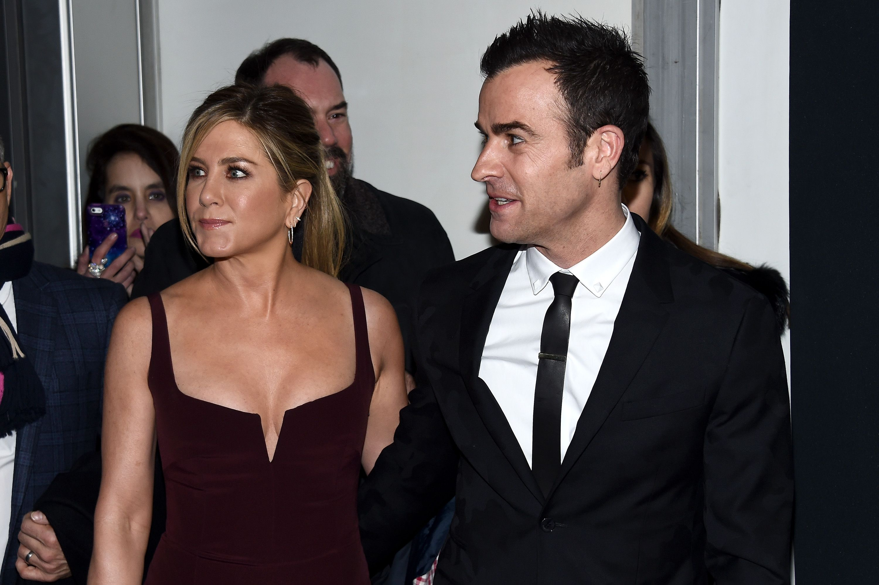 Friends' Jennifer Aniston forced ex-husband Justin Theroux to follow her on Instagram