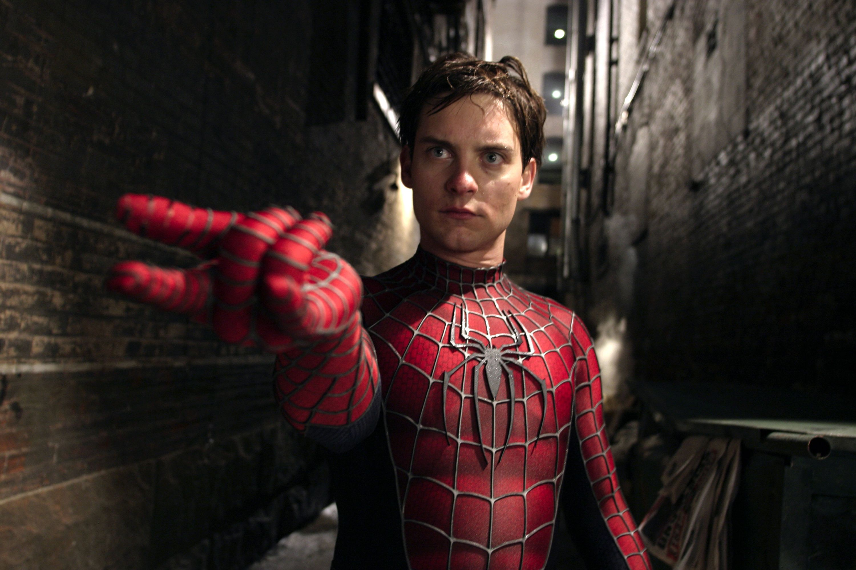 What actually happened to Sam Raimi's Spider-Man 4?