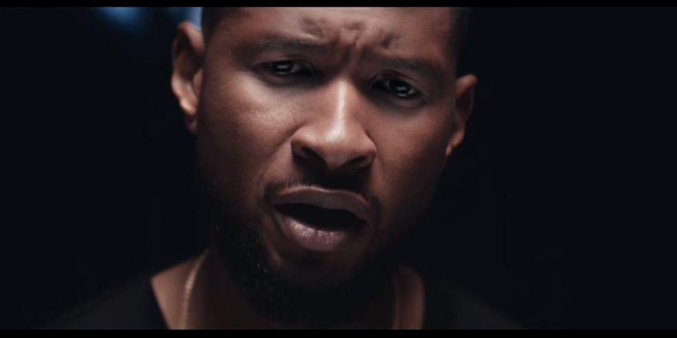 Usher in 'Crash' music video.