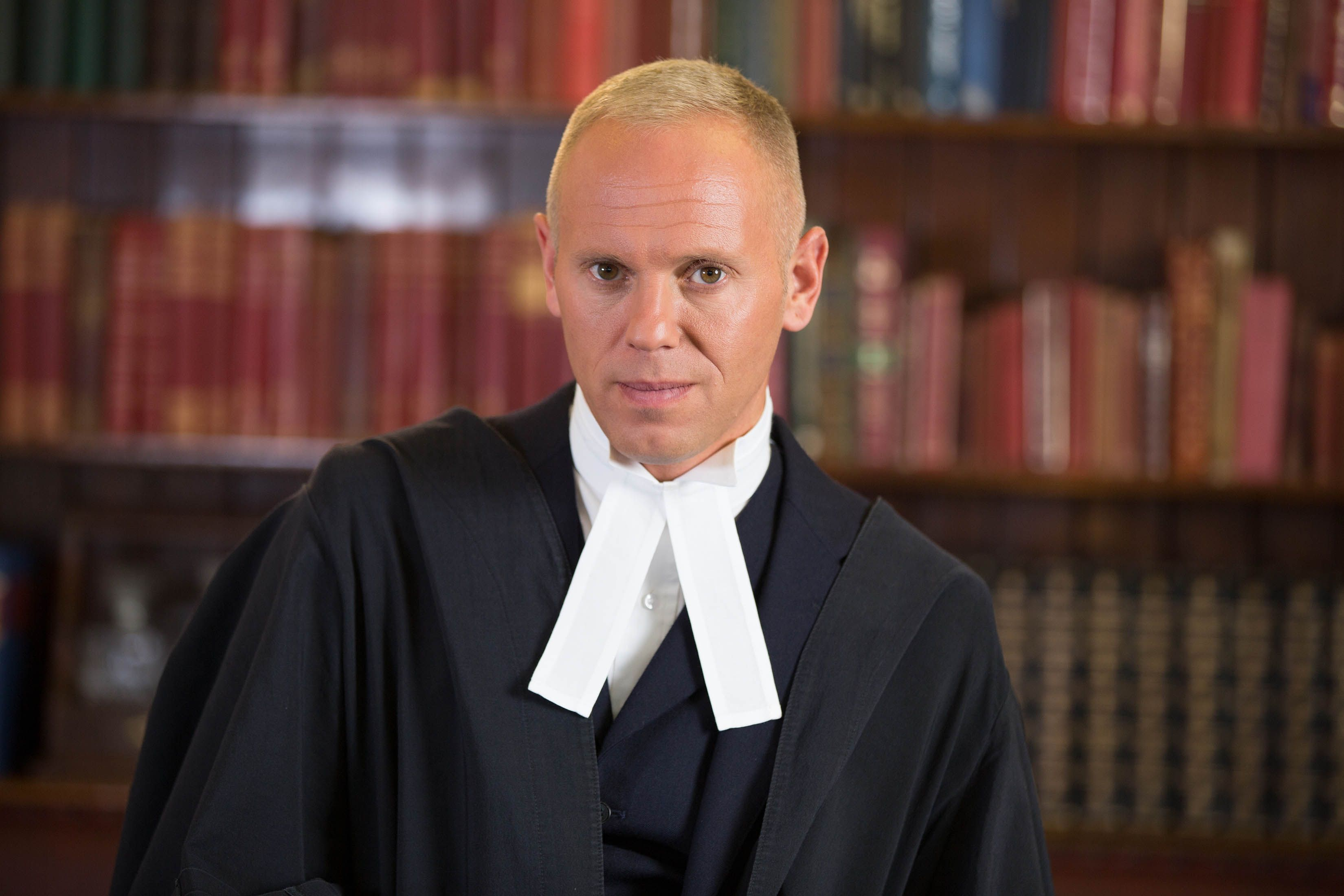 Former Strictly Come Dancing star Judge Rinder admits the only lie he's ever told on television