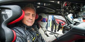 Top Gear episode 4: Matt LeBlanc, The Stig