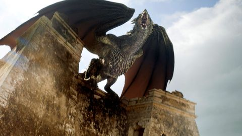 Game of Thrones season 7 will have MASSIVE dragons