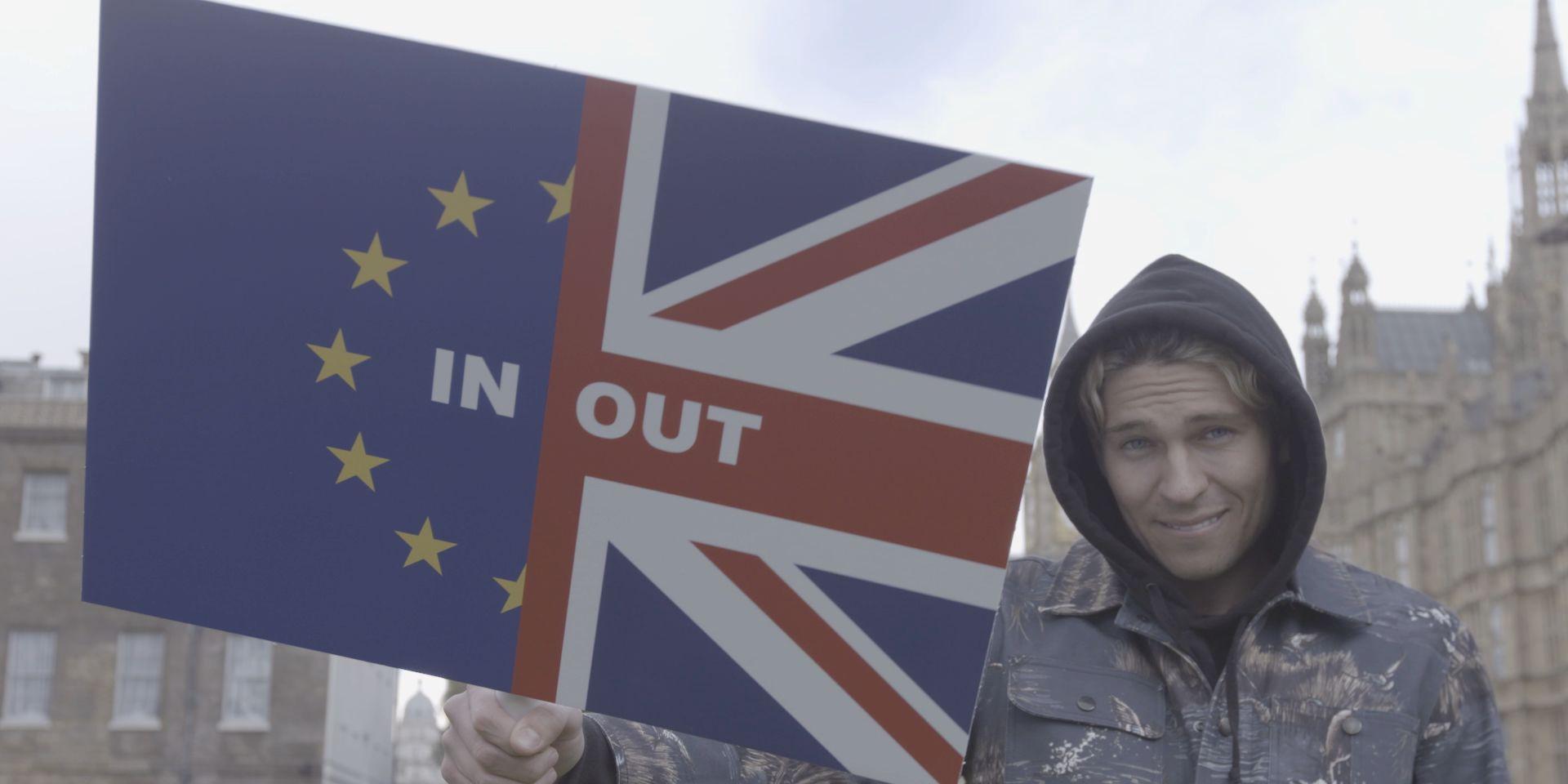 Educating Joey Essex: What EU Sayin?