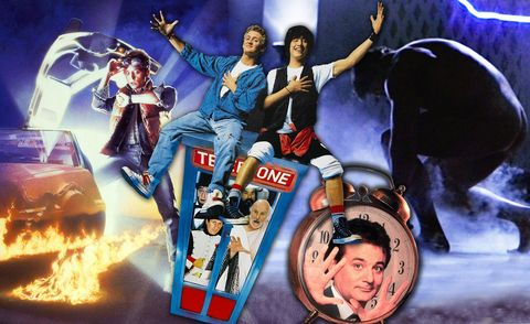 10 movies that made up their own time travel rules: Back to the