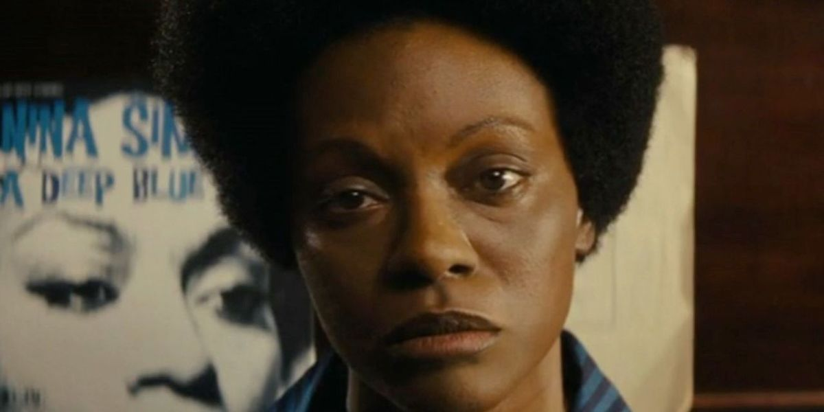 Marvel's Zoe Saldana apologises for playing Nina Simone in tearful interview