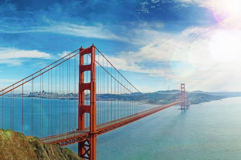 Bentley Golden Gate Bridge