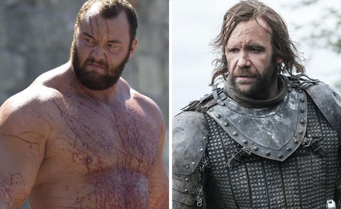 Game of Thrones: The Mountain is 20 years younger than his