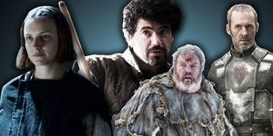 Stannis, Hodor, Syrio, The Waif