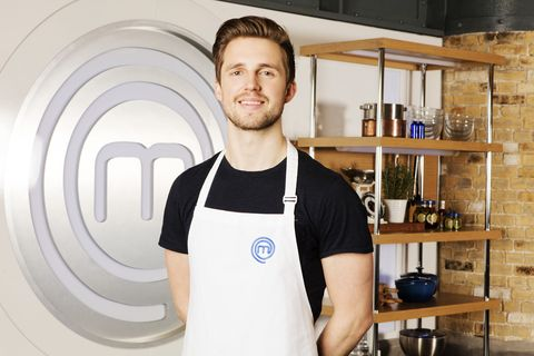 Marcus Butler and Donna Air are eliminated from Celebrity MasterChef