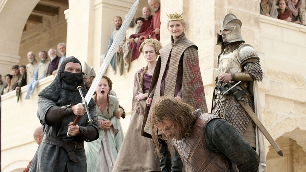 Game of Thrones' Sean Bean reveals what happened to Ned Stark's head