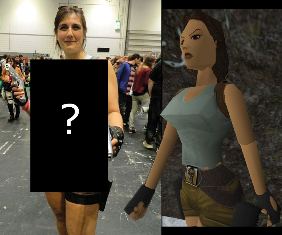 This Lara Croft Cosplayer Absolutely Nails It