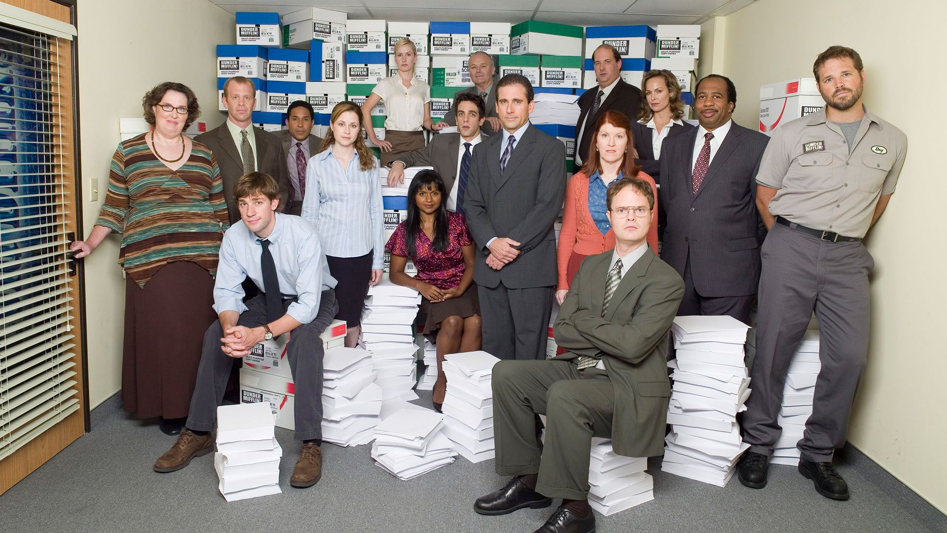 The Office cast are reuniting for a new series, but there's a twist